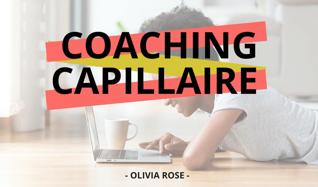 Coaching Capillaire cheveux crépus afro bouclés