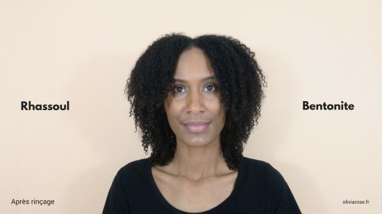 rhassoul bentonite argile cheveux afro crépus naturels