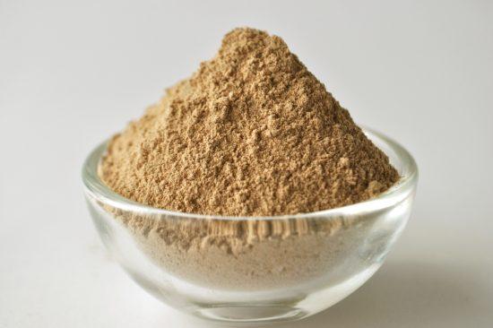 rhassoul clay cheveux afro crépus naturels