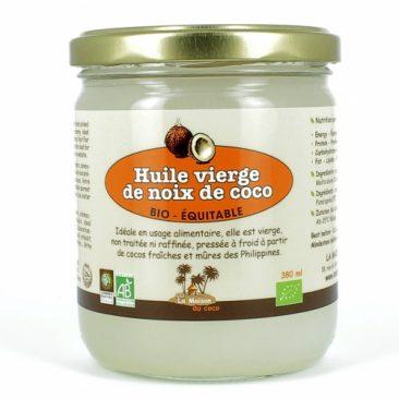 huile vierge noix de coco bio cheveux crepus