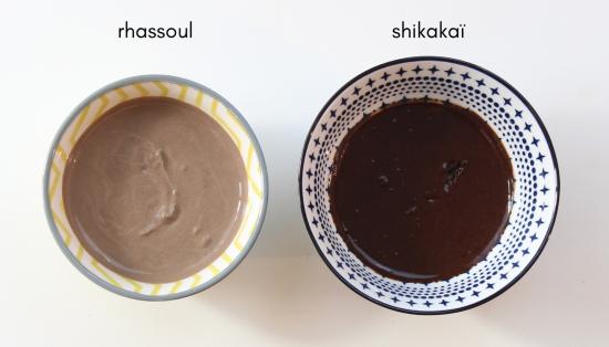 shikakai rhassoul cheveux crépus