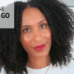 Routine wash go définition boucles cheveux crépus naturels